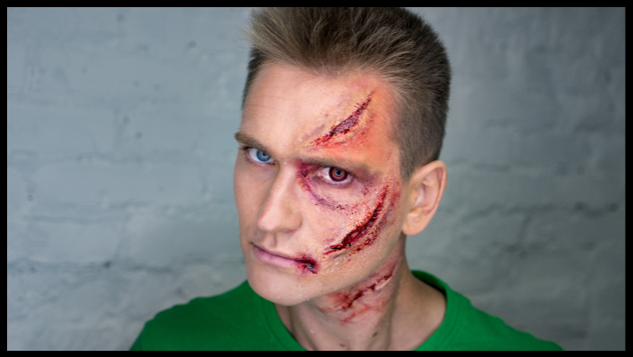 Halloween Make-up Specialist