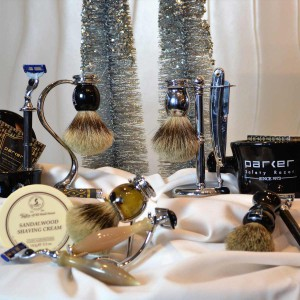 5 Piece Mix and Match Shave sets for $125